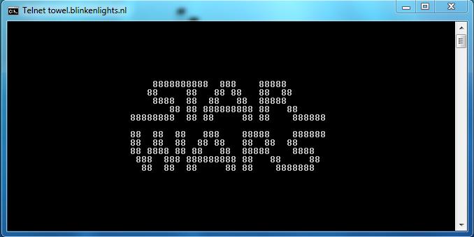 ASCII Star Wars