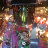 Stern's Dark Knight Pinball - Playfield Photos