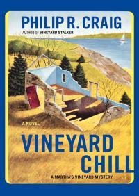 Vineyard Chill By Philip R. Craig