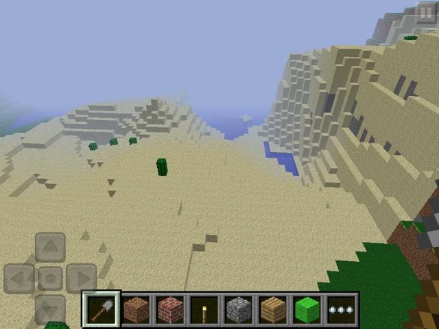 Minecraft Pocket Chronological Seeds