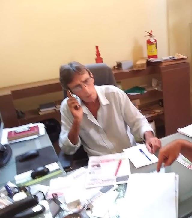 Falleció periodista Valerio Del Pezzo, director de InfosDiario, en Las Terrenas.