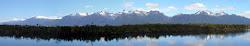 Cordillère Patagonie Chilienne.
