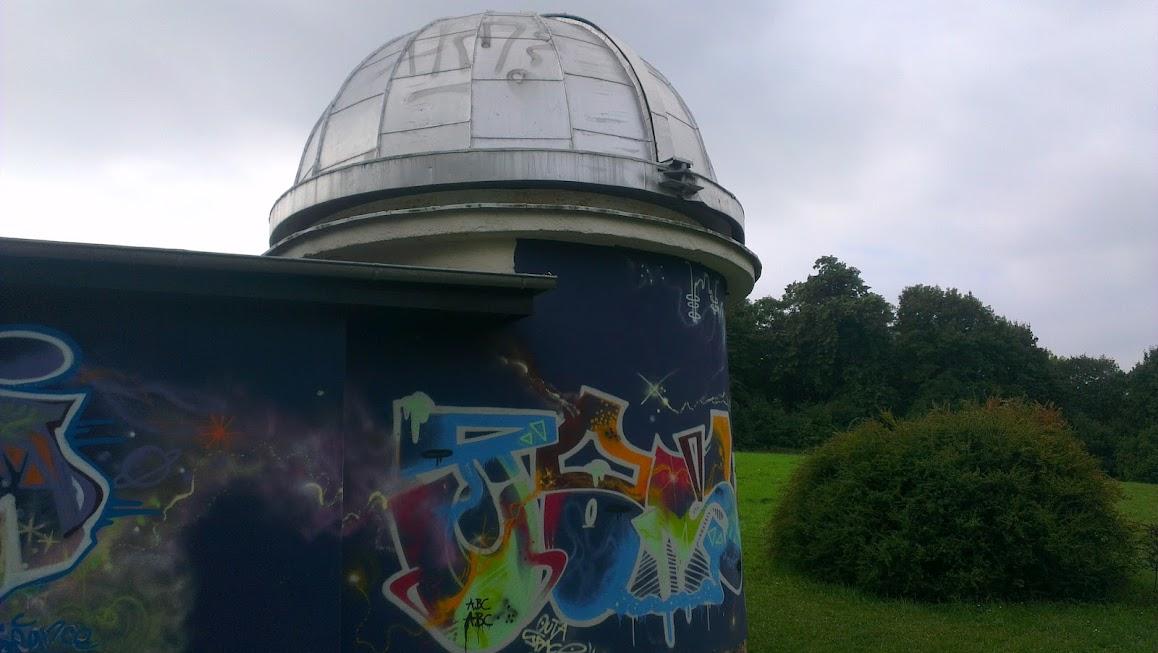 Die Sternwarte des Gymnasium Dresden-Plauen