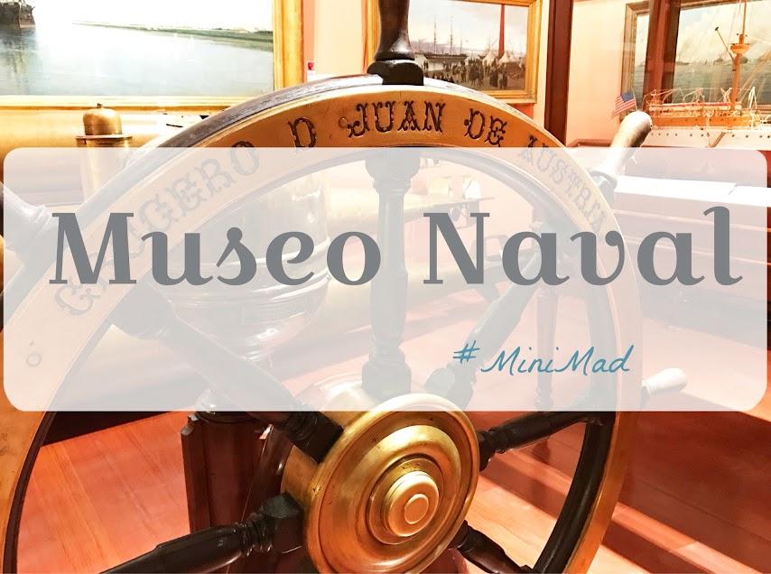 Museo Naval de Madrid ocio con niños