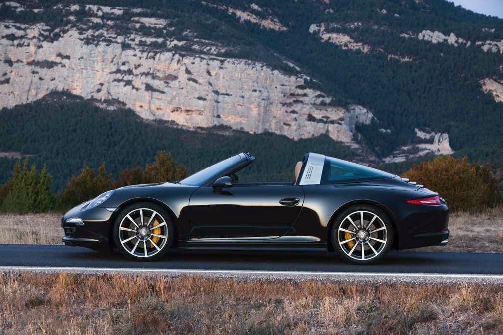 2014 Porsche 911 Targa 4 09
