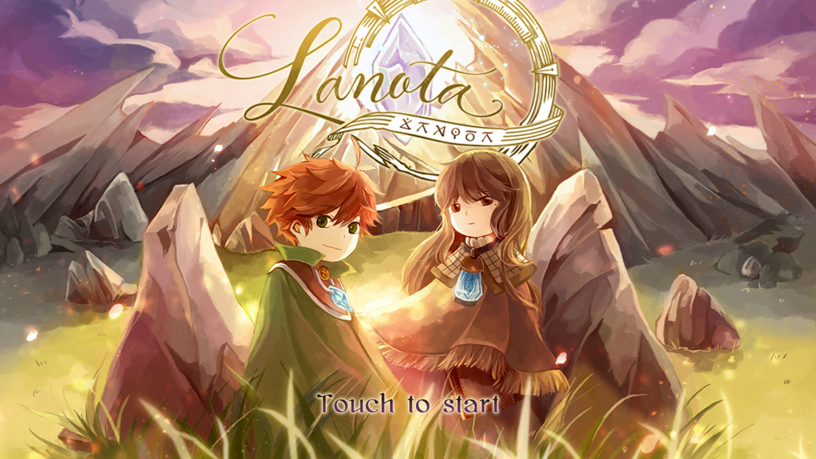 Lanota- screenshot