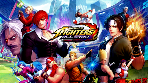 SAIU!! OFICIAL THE KING OF FIGHTERS ALL STAR PARA CELULARES ANDROID (DOWNLOAD) 2019