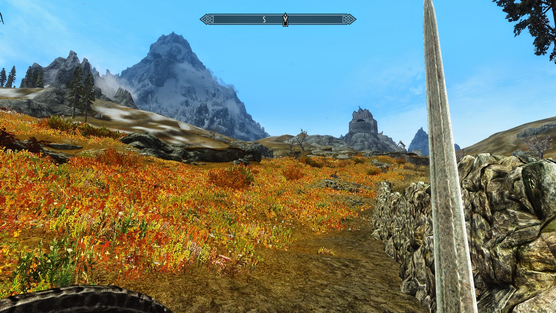 skyrim flora overhaul looks ugly in realvision enb - Skyrim