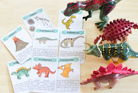 Play-based Dinosaur Activities for Preschoolers