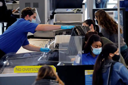 TSA managers told to plead with local health departments for early coronavirus vaccine access