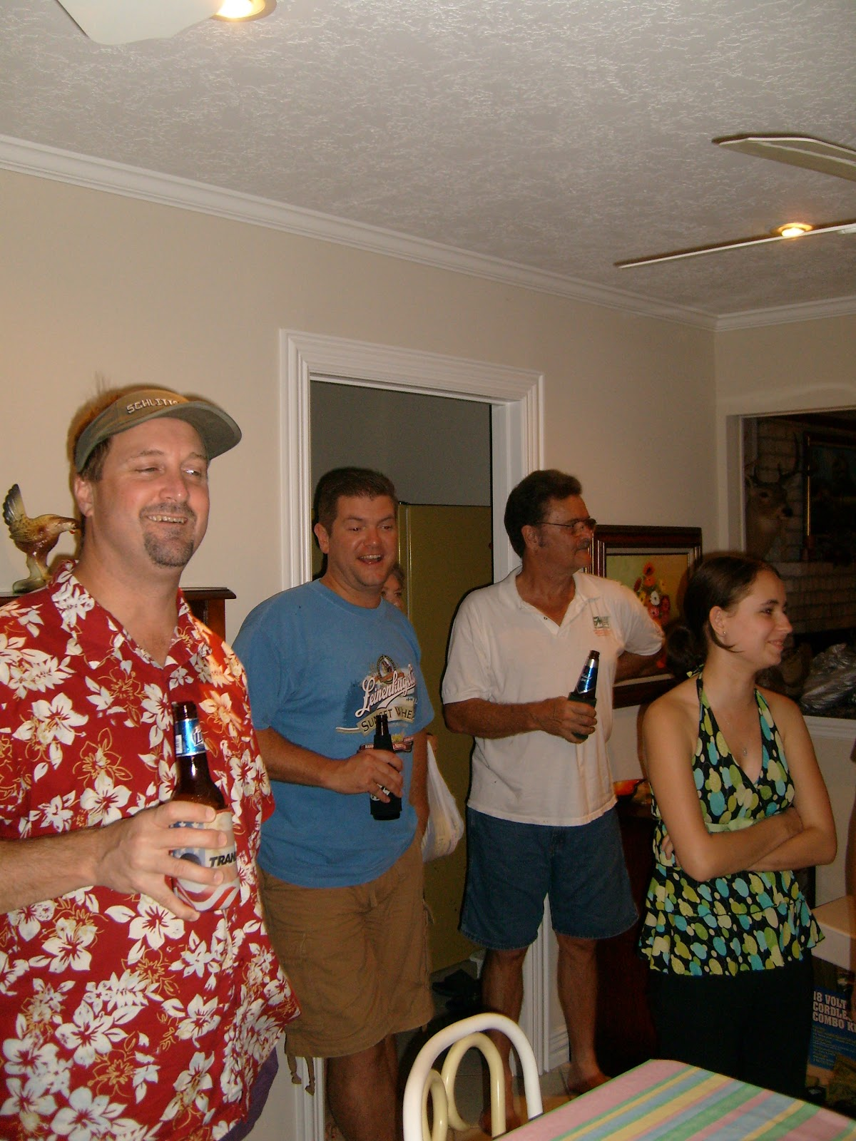 August Birthdays Party 2007 - S7300390.JPG