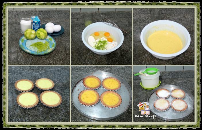 Tortas de limão 8