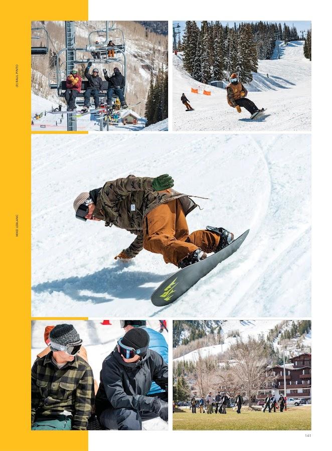 TransWorld SNOWboarding- screenshot