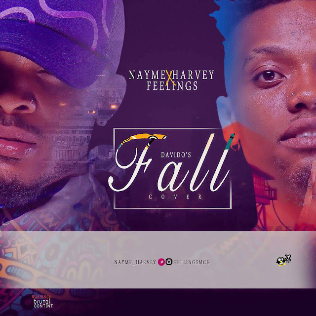 MUSIC - FALL (COVER) BY NAYME FT FEELINGS
