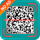 QR Code Scanner (No Ads) icon