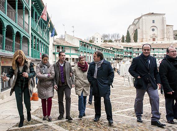 Se remodelarán las principales calles del municipio de Chinchón