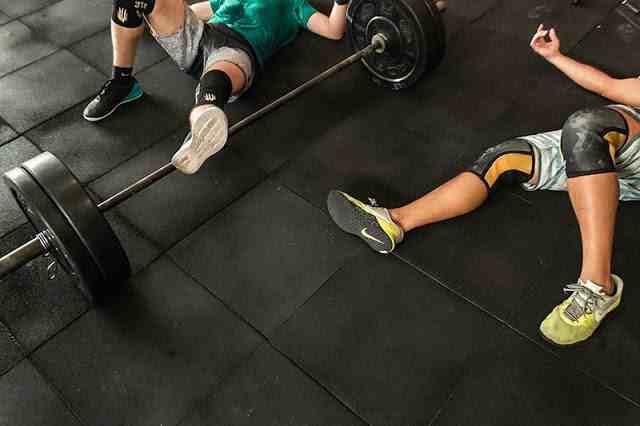 سبب الم العضلات بعد التمرين