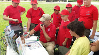 Amateur Radio in Scouting