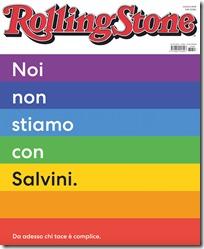 La copertina del Rolling Stones