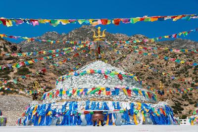 Pagoda di Meidai Zhao, Mongolia