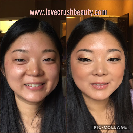 Before And After Bridal Party Makeup At East Wind Caterers Weddings Long Island What A Beautiful Location To Get Married In