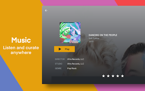 Plex: Stream Free Movies, Shows, Live TV & more Screenshot