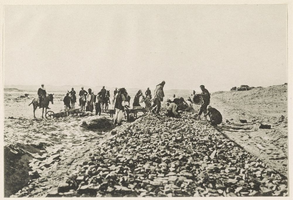 hejaz-railway-construction