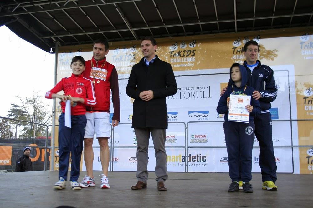 Principele Nicolae la TriKids Challenge Bucureşti 2014