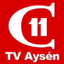 Logo Canal 11 TV Aysen