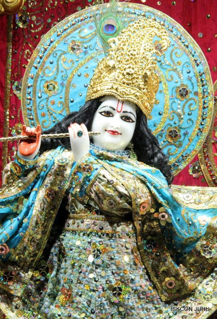 ISKCON Juhu Mangal Deity Darshan 11 Jan 2016  (13)