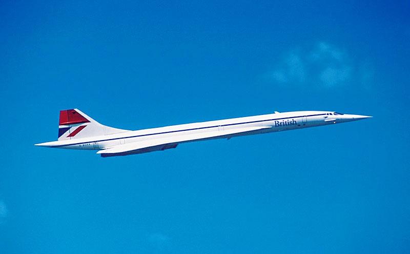 콩코드 영국항공