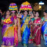 Bathukamma & Dasara Celebrations 2014 - Women%2Bwalking%2Bwith%2Bbathukamma%2Bto%2Blake.jpg