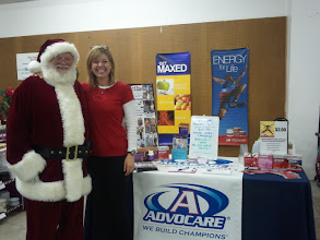 Photo: Santa LOVES Advocare!