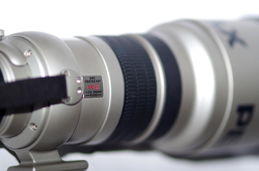 smc PENTAX-FA★ 300mm F2.8 ED [IF]