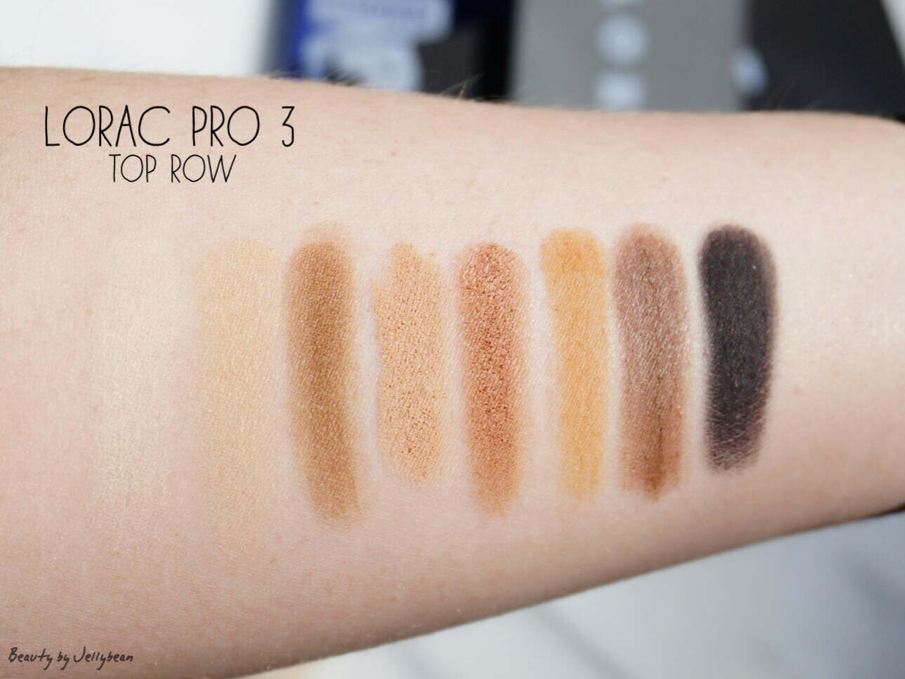 lorac pro 3 review swatches palette