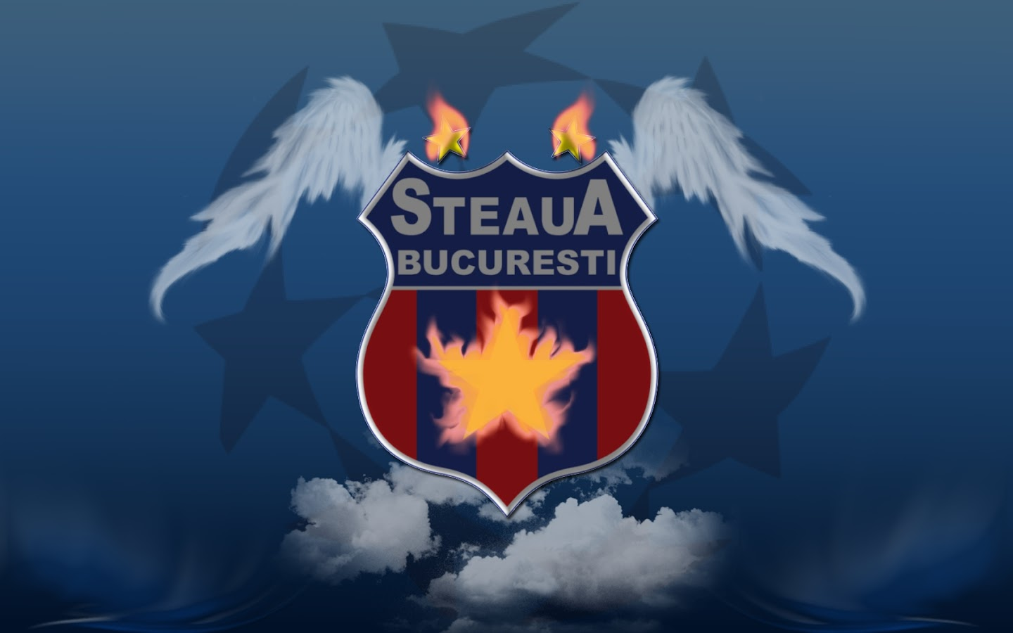 1440x900 bucuresti hd steaua bucuresti Wallpaper download