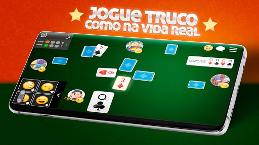 Truco Online - Paulista e Mineiro apktram screenshots 3