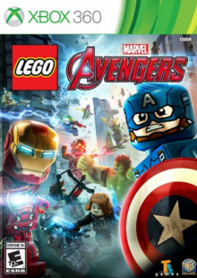 [GAMES] Lego Marvels Avengers -PROTOCOL – [Region free] (XBOX360/USA)