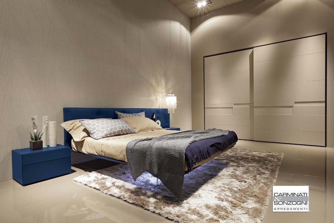 Camere da letto offerta di letti armadi armadi scorrevoli cabine armadio carminati e sonzogni - Camera letto offerta ...