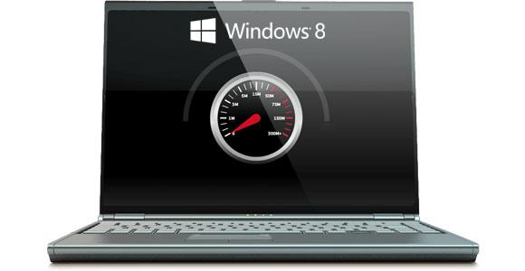бенчмарк за скорост на Windows8
