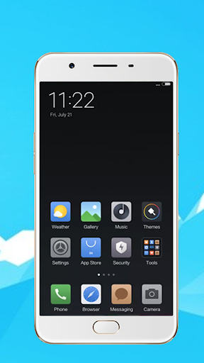 MIUI 9 icons pack , Launcher Miui 9 Free 1.3.0 screenshots 5
