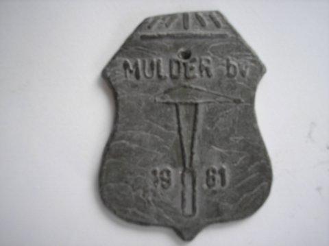 Naam: Mulder Plaats: GroningenJaartal: 1981