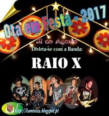 Banda Raio X