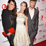 OIC - ENTSIMAGES.COM - Lizzie Cundy , Sophie Newton and Tom Morgan  at the  Britain's Next Top Model - UK TV premiere airing tonight at 9pm on Lifetime in London 14th January 2016 Photo Mobis Photos/OIC 0203 174 1069