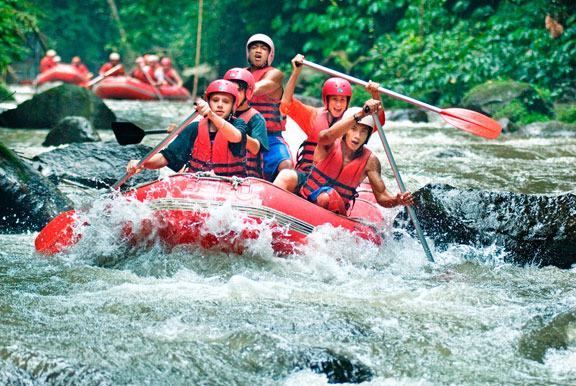 What To Do In Bali Ubud Bali Tourism Rafting
