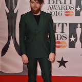 OIC - ENTSIMAGES.COM - Jack Garratt  at the  The BRIT Awards 2016 (BRITs) in London 24th February 2016.  Raymond Weil's  Official Watch and  Timing Partner for the BRIT Awards. Photo Mobis Photos/OIC 0203 174 1069