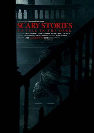 Poster Of Scary Stories to Tell in the Dark In Hindi Dubbed 300MB Compressed Small Size Pc Movie Free Download Only At worldfree4u.com