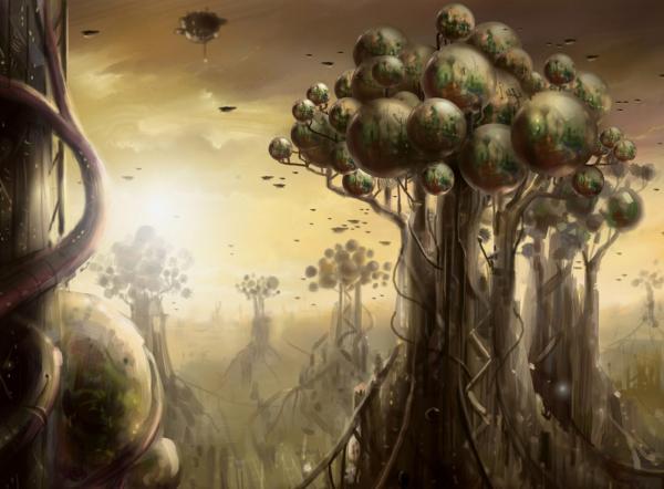 Trees Of Futur, Fiction 1