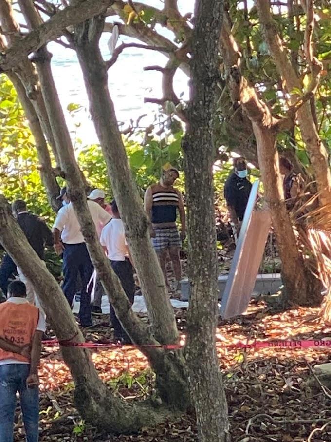 Encuentran un hombre muerto en el Malecón Puerto Plata