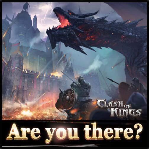 Clash of Kings Destek Sisteminden Yararlanma